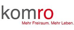 komro Logo - Startseite