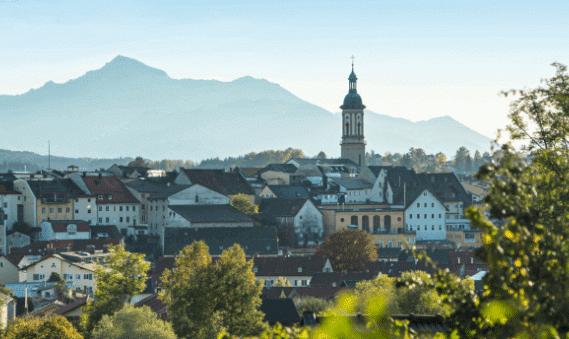 Campus Chiemgau 1 - Startseite